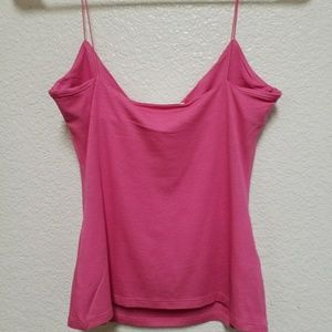 To the Max Tops - Pink Cami  size small